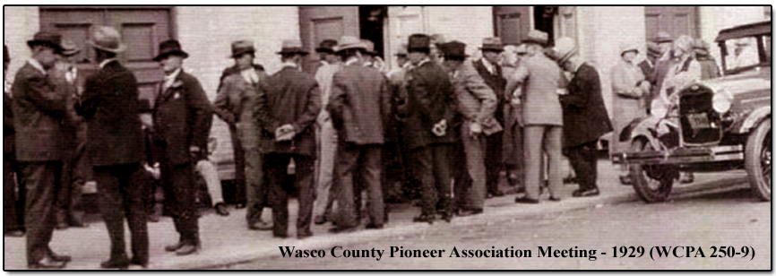 Wasco County Pioneer Association